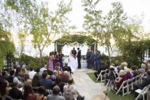 Lakeside Garden Ceremony